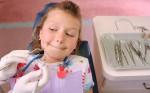 Первый визит к детскому стоматологу