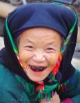 Черные зубы. Восточная мода